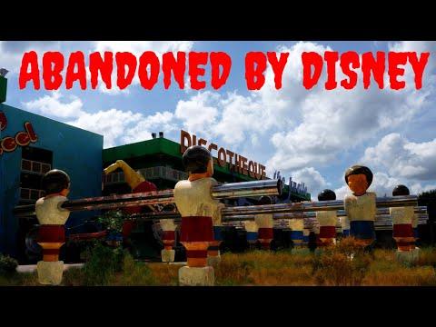 Abandoned Walt Disney World Hotel *GOT BANNED*