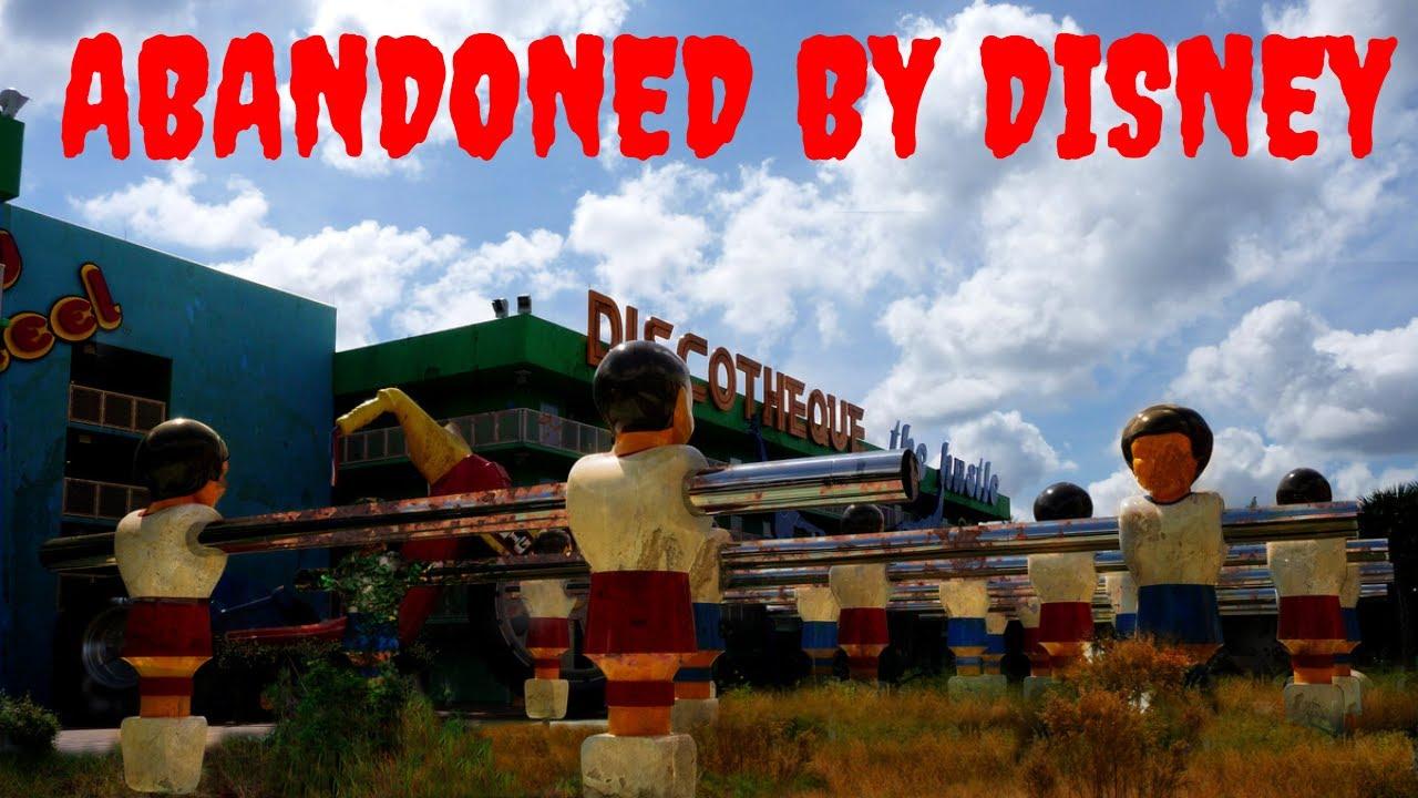 Abandoned Walt Disney ...