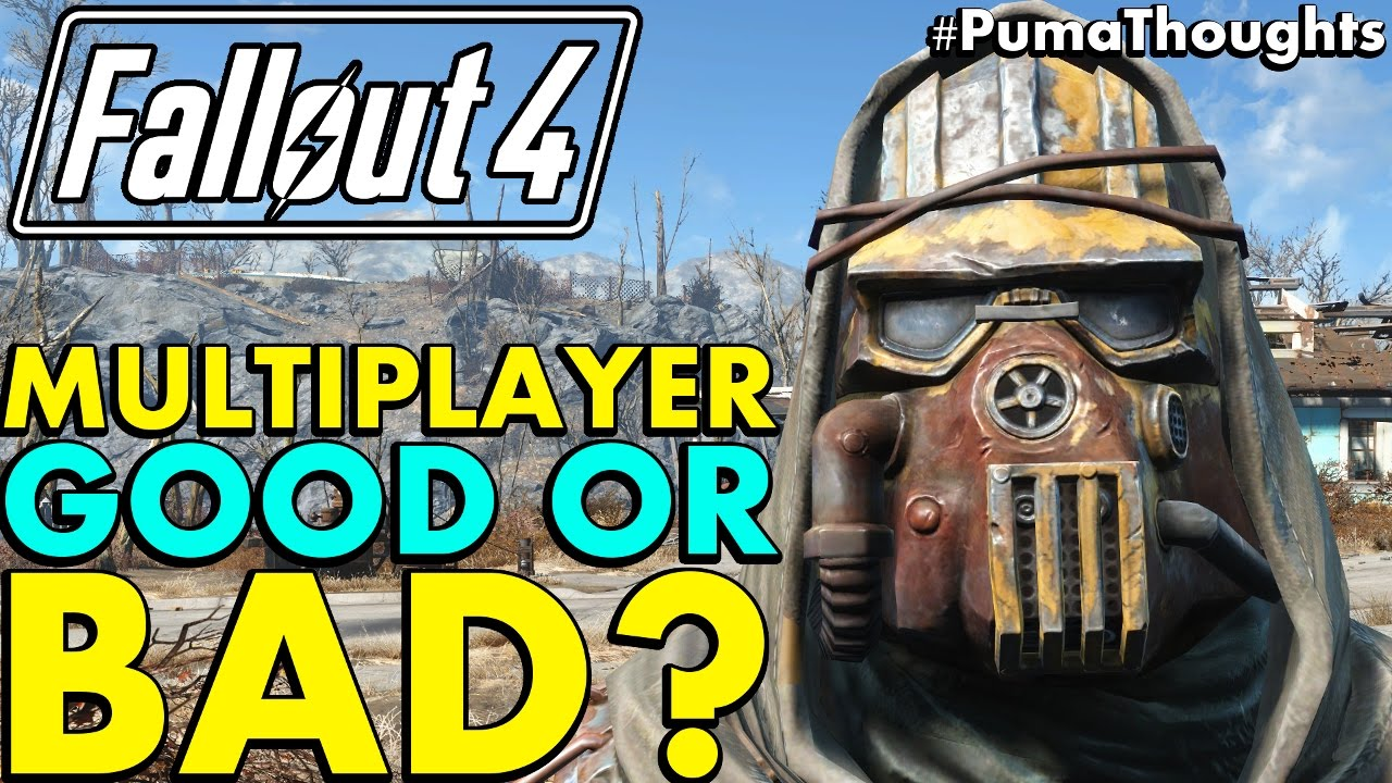 Fallout 4 Multiplayer