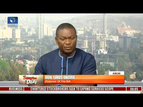 Economy Amnesty Bill Will Empower Nigeria's Tax Net, Not Haven For Looters-- Linus Okorie Pt 4
