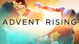 Not Forgotten - Advent Rising (overlooked game that plays like Halo meets Mass Effect)