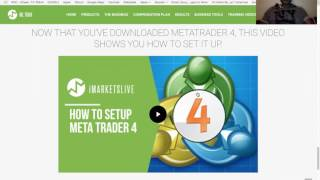 Setting up your Broker account IML training Vid 1