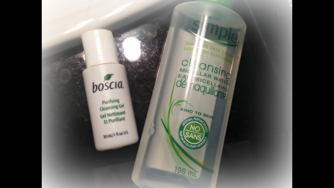 Best Face Wash I Have Ever Used Boscia Purifying Cleansing Gel