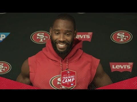 Pierre Garçon: 'I Never Shy Away From Competition'