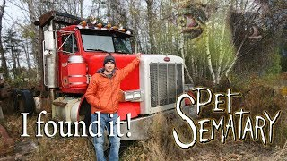 I Found The Truck From Pet Sematary!