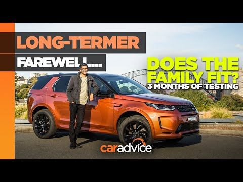 2020 Land Rover Discovery Sport Long-term Review Farewell   CarAdvice