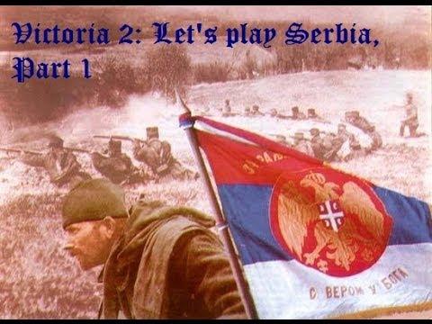 Victoria 2, Let's play Serbia(Yugoslavia) part 1