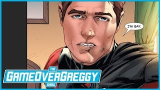 Coming Out with Sina Grace - The GameOverGreggy Show Ep. 198 (Pt. 4)