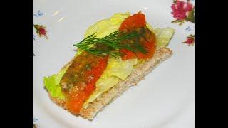 Gravlax - łosoś marynowany po skandynawsku