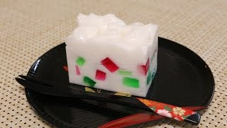 Wagashi Snow Jewel Box