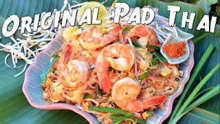 PAD THAI ผัดไทย Original Rezept von meiner Mutter