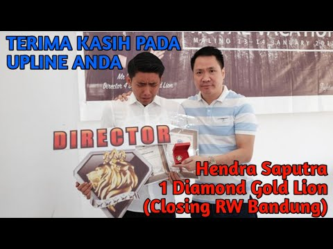Closing Royal Weekend Bandung - 1DGL Hendra Saputra (Hendra CenkCenk)