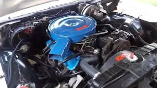 1968 Ford Galaxie 500 coupe for sale