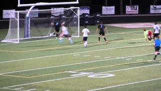 Lafayette Boys Soccer - Sam Hayden Game Winner vs West Jessamine