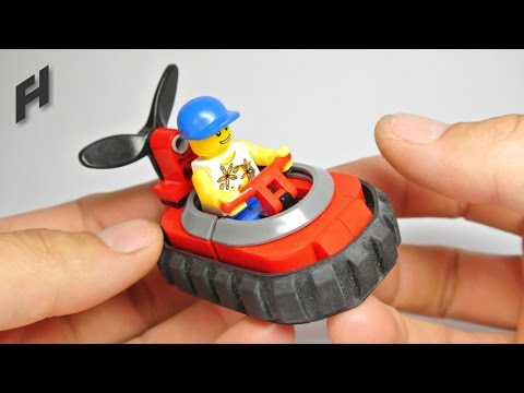 how to make a small hovercraft
