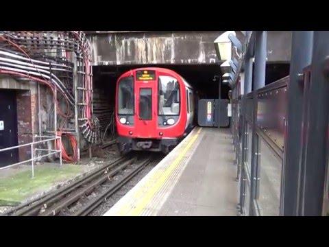 Full Journey Metropolitan Line Baker Street to Watford