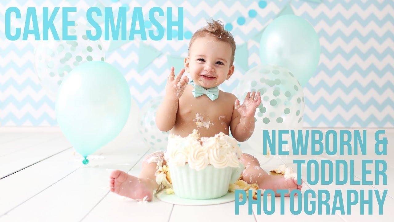 Cake Smash Photo Ideas Boy