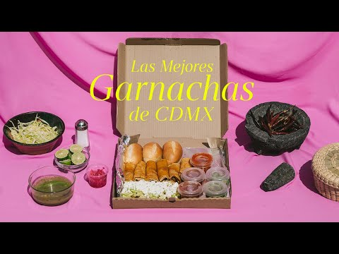 Las Mejores Garnachas GIGANTES de CDMX (2020)