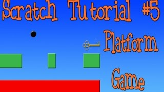 Scratch Tutorial 5: Platform Game thumbnail