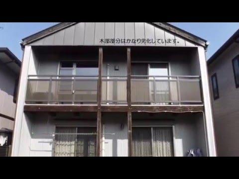 名古屋市中川区 外壁塗装・屋根塗装 施工例小林塗装