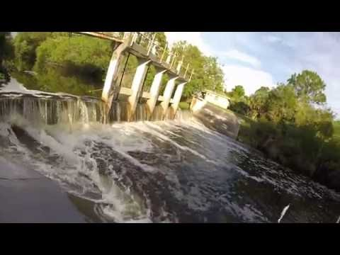 Freshwater Dam Fishing for Snook