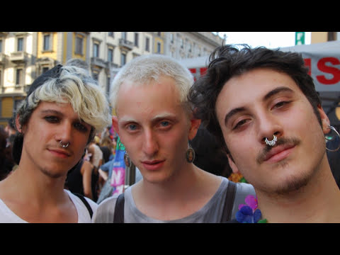 Gay Pride Milano Italy 2016 Chris Summerfield Photography
