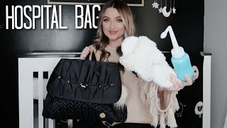 What's In My Hospital Bag! (Labor and Delivery Bag For Mom And Baby)