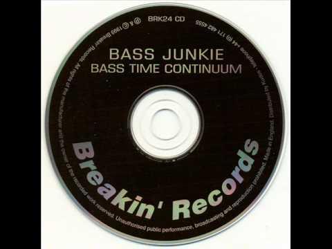 Bass Junkie - Bass Control EP