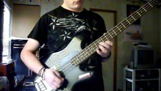 Breakthrough-Modest Mouse Bass Cover