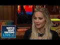 Jennifer Lawrence Grills Andy Cohen Over the Real Housewives | WWHL