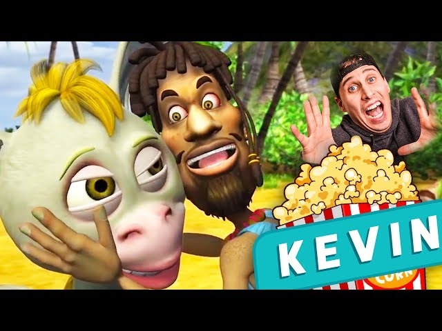Donkey Ollie 6: Welcome to the Island | Say MovieNight Kevin