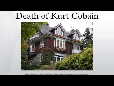 Death of Kurt Cobain