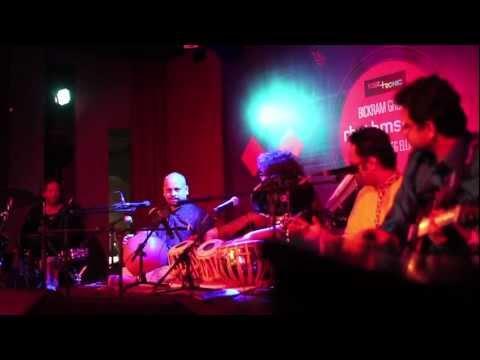 Bickram Ghosh's Rhythmscape - Dance of Shiva LIVE (feat. Greg Ellis)