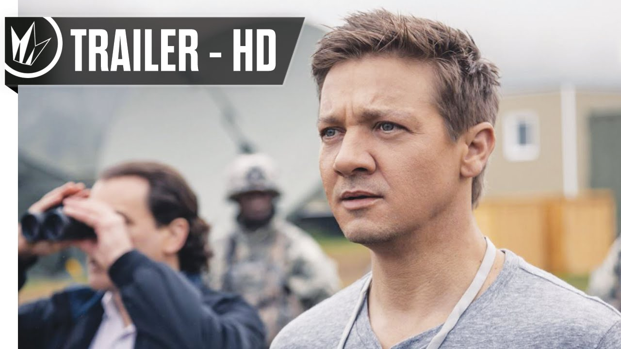 Arrival Offical Trailer #1 (2016) Amy Adams, Jeremy Renner -- Regal Cinemas [HD]