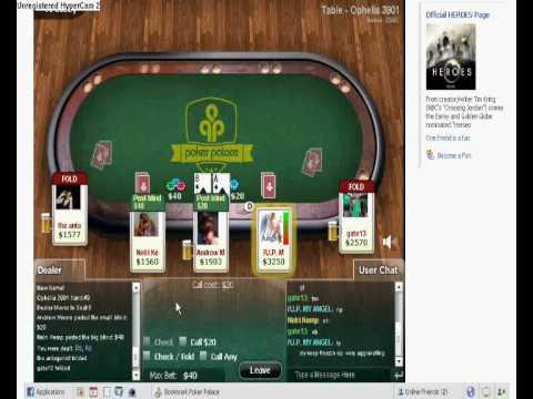 Blind Poker