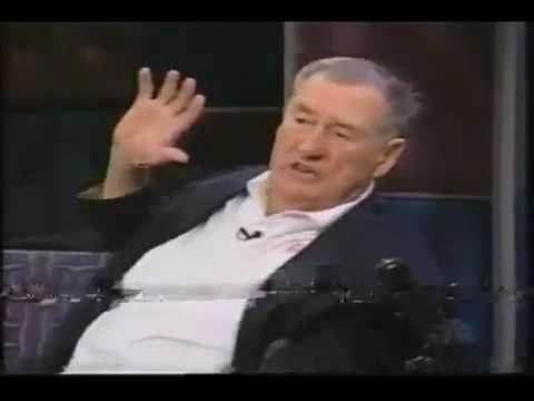 Ted Williams Interview 1998 01 20 Conan O'Brien show