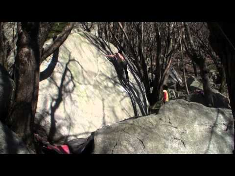 Swiss bouldering Easter 2013