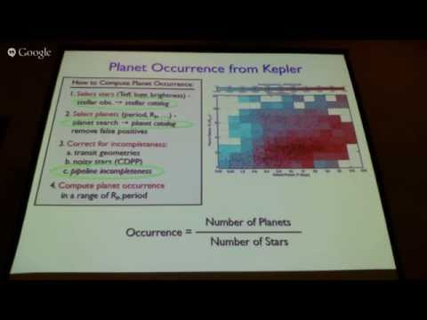 Planet Occurrence Rates and eta-Earth