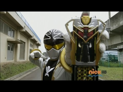 Power Rangers Super Megaforce - RPM Gold and Silver Legendary Ranger Mode (Episode 9)