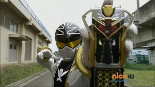 "Power Rangers Super Megaforce - RPM Gold and Silver Legendary Ranger Mode | Episode 9 ""Power of Six"""