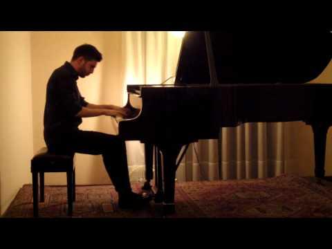 RACHMANINOV: Etude-Tableau op. 33 n. 6 (Stefano Andreatta)