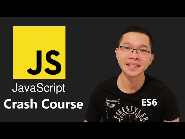 JavaScript Crash Course 2021