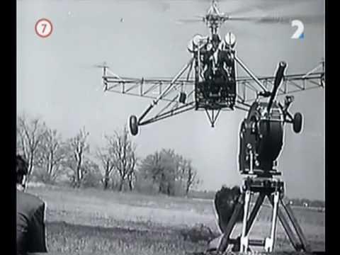 Igor Sikorsky a vrtuľník