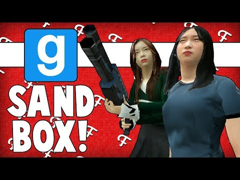 Gmod: Cinema Map, Concession Stand, Ryze Man Child, Movie Posters! (Garrys Mod - Comedy Gaming)
