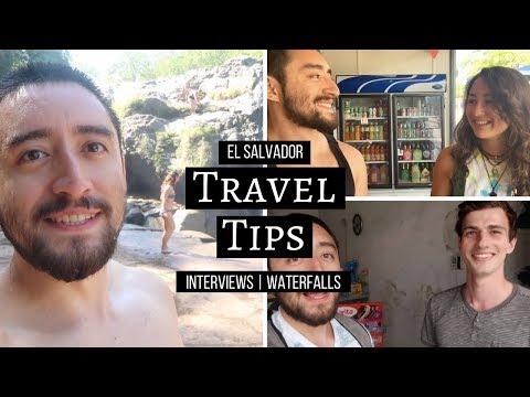 El Salvador Travel Tips | Interviewing New Friends!