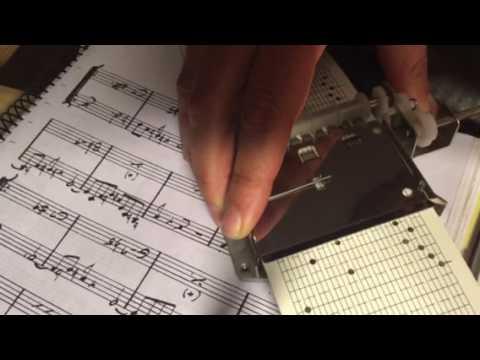 Contigo Aprendí Manivela de música de 30 notas