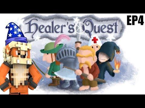 LE SOMBRE PASSÉ DE DARKY | Healer's Quest EP4
