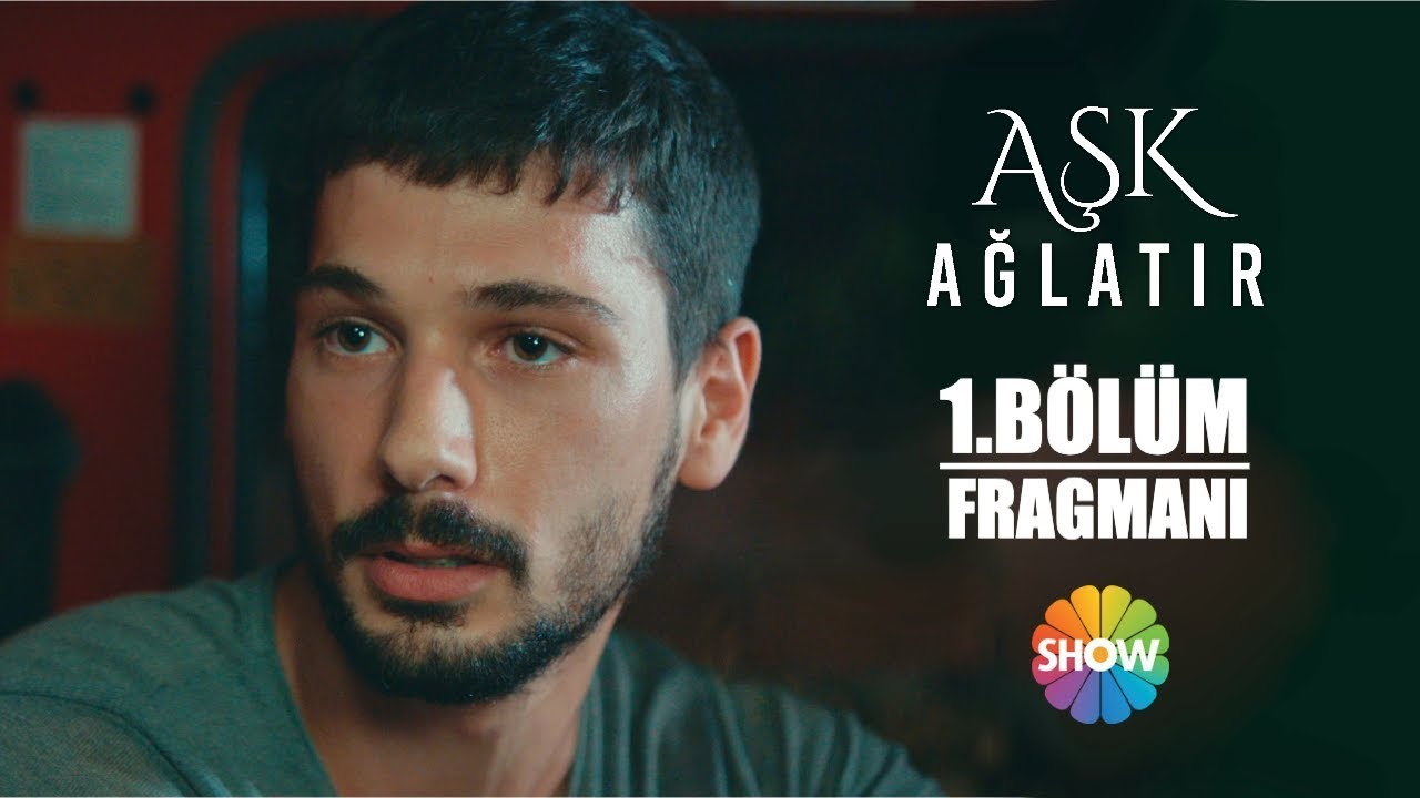 Aşk Ağlatır 1. Bölüm Fragmanı | Pazar Show TV'de Başlıyor!