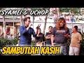 Sambut Lah Kasih||Ketika Syamel Dan Uchop Ahmad,Adu Power Bawak Lagu Lovehunters Sambut Lah Kasih..