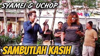 Download Mp3 Sambut Lah Kasih||ketika Syamel Dan Uchop Ahmad,adu Power Bawak Lagu Lovehunters